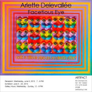 good Arlette Delevallée evite