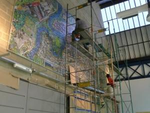 Instalacion Mural